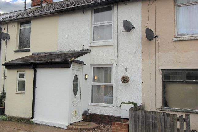 2 bed terraced house for sale in Whitfield Cottages, Whitfield Road, Ashford TN23