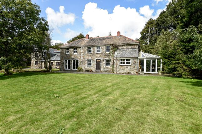 Thumbnail Detached house for sale in Plus 1 Bed Detached Annex, Camelford, Cornwall