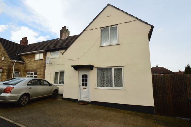 Thumbnail Semi-detached house to rent in Main Street, Shirebrook, Mansfield