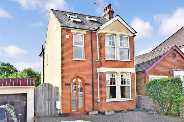 Thumbnail Detached house for sale in First Avenue, Gillingham, Kent