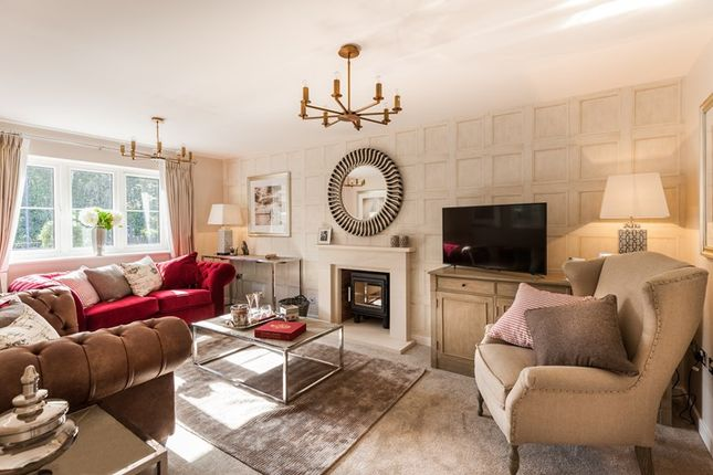 Thumbnail Detached house for sale in Crowell Road, Chinno, Chinnor