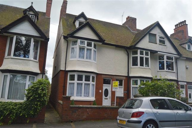 Thumbnail Town house for sale in Spring Gardens, Leek