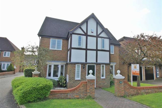Thumbnail Detached house for sale in Walton End, Wavendon Gate, Milton Keynes
