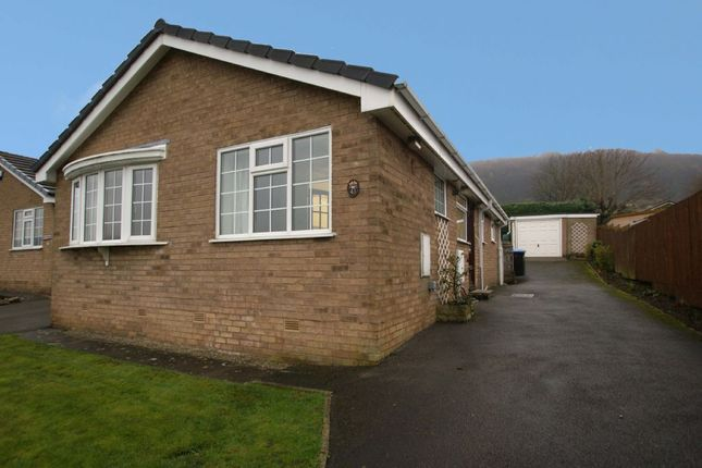Thumbnail Bungalow to rent in The Parkway, Darley Dale, Matlock, Derbyshire