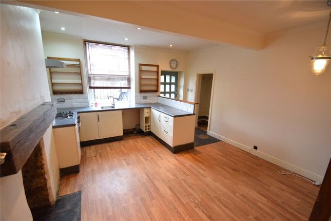 Thumbnail End terrace house to rent in Stoney Street, Utley, Keighley, West Yorkshire