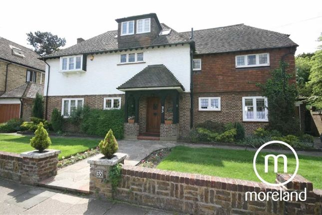Thumbnail Detached house to rent in Cedars Close, London