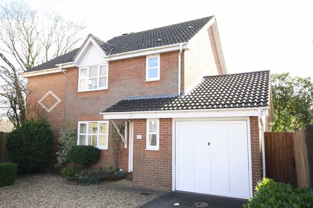 Thumbnail Detached house for sale in Lansdown Grove, Chippenham, Wiltshire