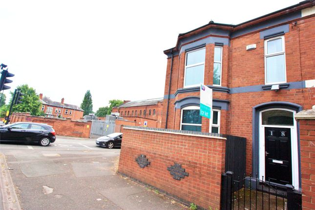 Thumbnail Semi-detached house to rent in Binley Road, Stoke, Coventry, West Midlands