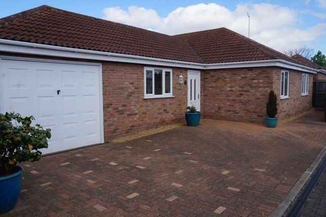 Thumbnail Bungalow for sale in Kendal Croft, Whittlesey
