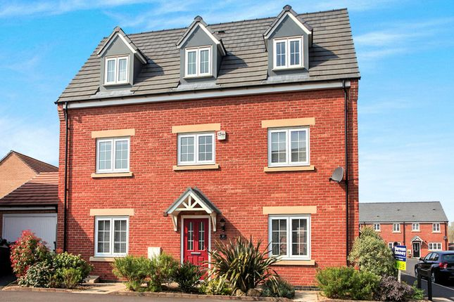 Thumbnail Detached house for sale in Loch Lomond Way, Peterborough