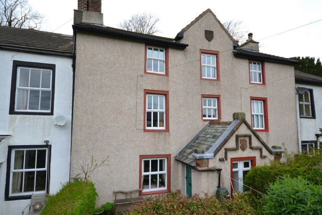 Thumbnail Terraced house for sale in Old Hall, Cleator, Cumbria
