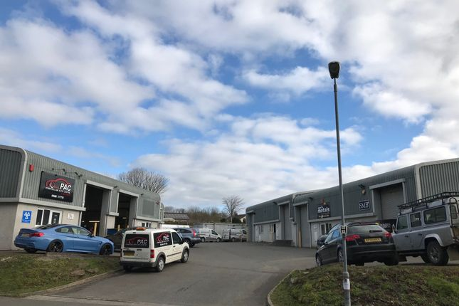 Thumbnail Light industrial for sale in Fennel Business Park, Pennygillam Industrial Estate, Launceston