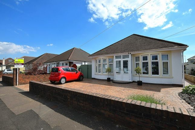 Thumbnail Detached bungalow for sale in Heol Ifor, Whitchurch, Cardiff.