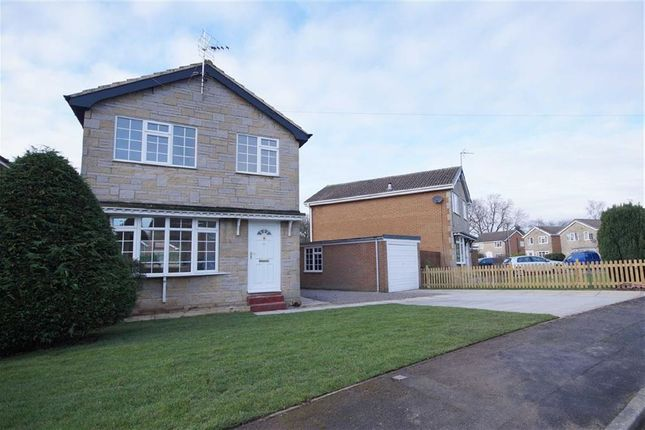 Thumbnail Detached house to rent in Knox Chase, Harrogate, North Yorkshire