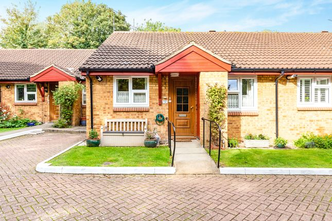 Thumbnail Terraced bungalow for sale in Braziers Field, Hertford