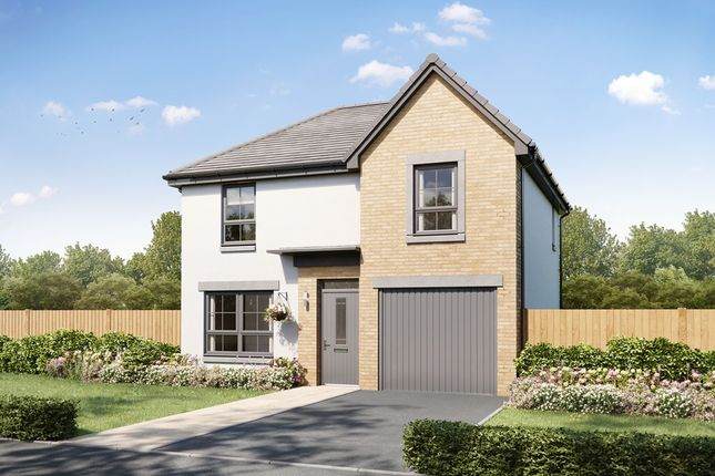 """Thumbnail Detached house for sale in """"Duart"""" at Countesswells Park Place, Countesswells, Aberdeen"""