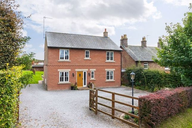 Thumbnail Detached house for sale in Foxholes, Driffield