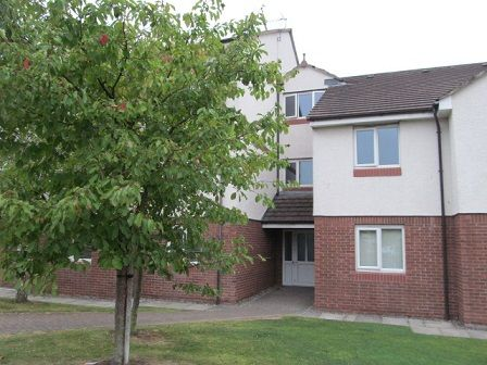 Thumbnail Flat to rent in Argyll Drive, Carlisle