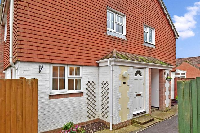 Thumbnail Terraced house for sale in Cypress Avenue, Worthing, West Sussex
