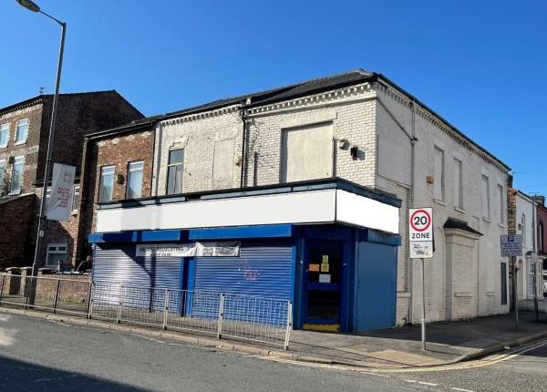 Thumbnail Commercial property for sale in 27-29 Townsend Lane, Anfield, Liverpool