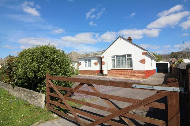 Thumbnail Detached bungalow for sale in Blandford Road, Upton, Poole