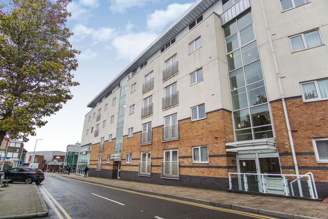 Thumbnail Flat for sale in 34 Biggin Street, Loughborough