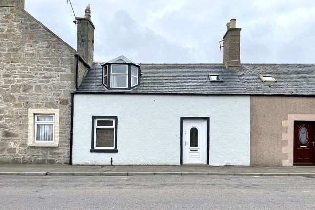 2 bed terraced house to rent in Commerce Street, Lossiemouth IV31