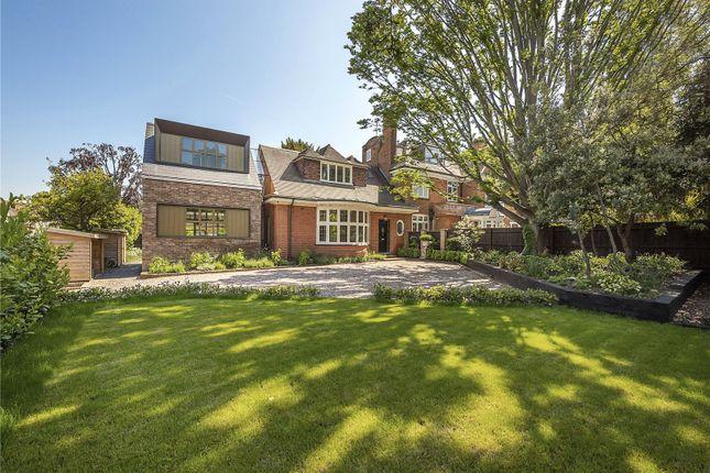 Thumbnail Semi-detached house for sale in Walpole Road, Surbiton