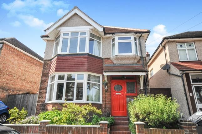 Thumbnail Detached house for sale in Waddon Park Avenue, Croydon, Surrey, England