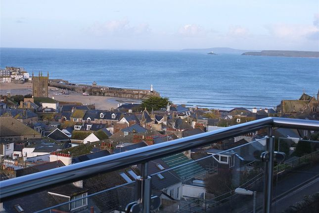 Thumbnail Property for sale in Park Avenue, St. Ives, Cornwall