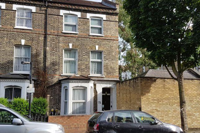 Thumbnail End terrace house for sale in Mayton Street, London