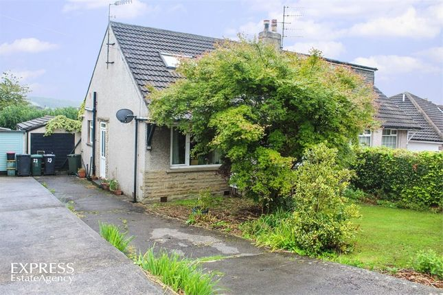 Thumbnail Semi-detached bungalow for sale in Beech Road, Halton, Lancaster, Lancashire