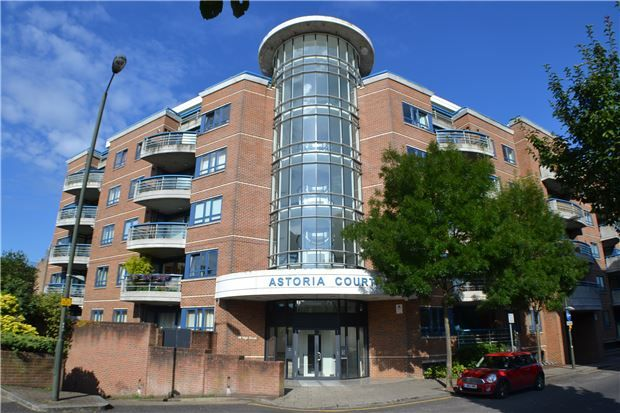 Thumbnail Flat for sale in Astoria Court, 116 High Street, Purley, Surrey