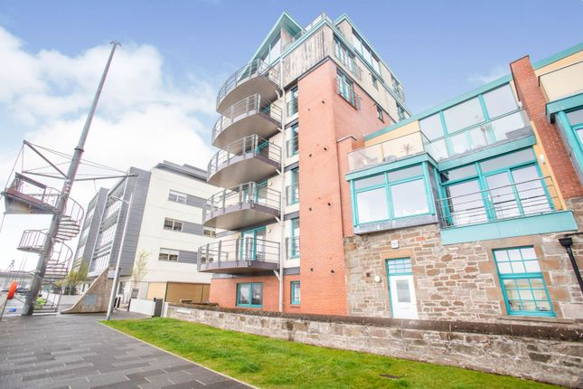 Thumbnail Flat for sale in 54 West Victoria Dock Road, Dundee