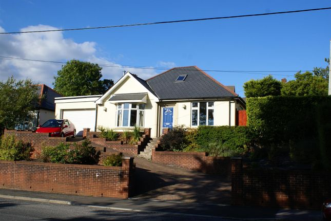Thumbnail Detached bungalow for sale in Heol Miskin, Pontyclun