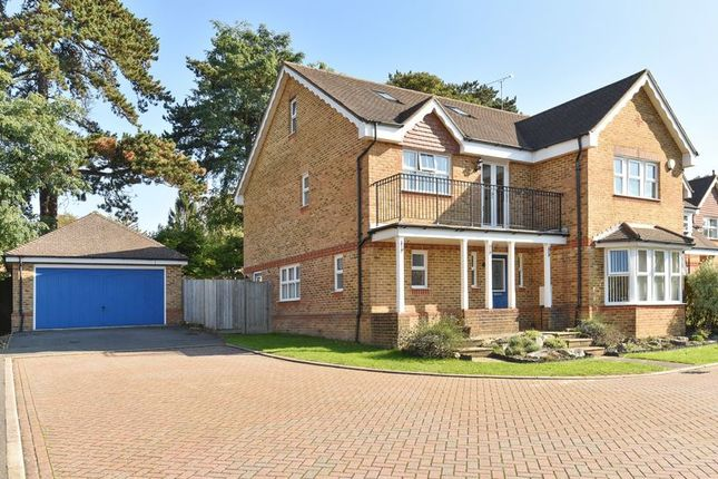 Thumbnail Detached house for sale in Quarry Gardens, Leatherhead