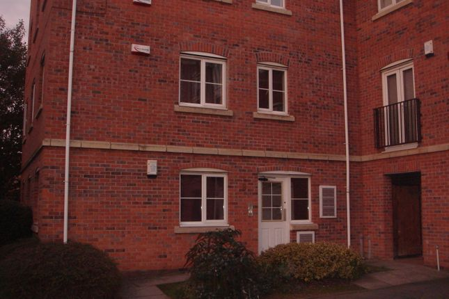 2 bed flat to rent in 8 Henry Bird Court, Southbridge, Northampton NN4