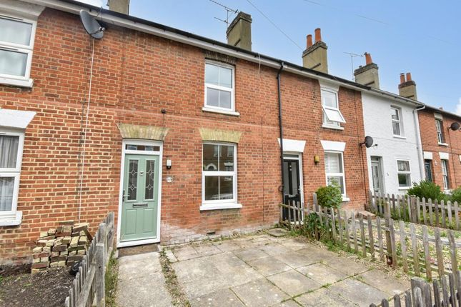 2 bed terraced house for sale in Flaxfield Road, Basingstoke RG21
