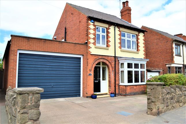 Thumbnail Detached house for sale in Newlands Road, Riddings