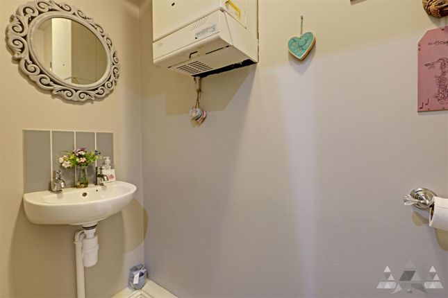 Downstairs WC / Cloakroom