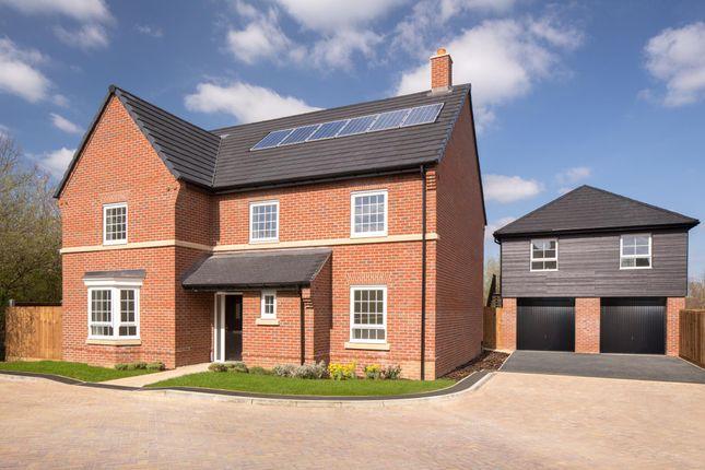 "Thumbnail Detached house for sale in ""Greenvale"" at Stansted Road, Elsenham, Bishop's Stortford"