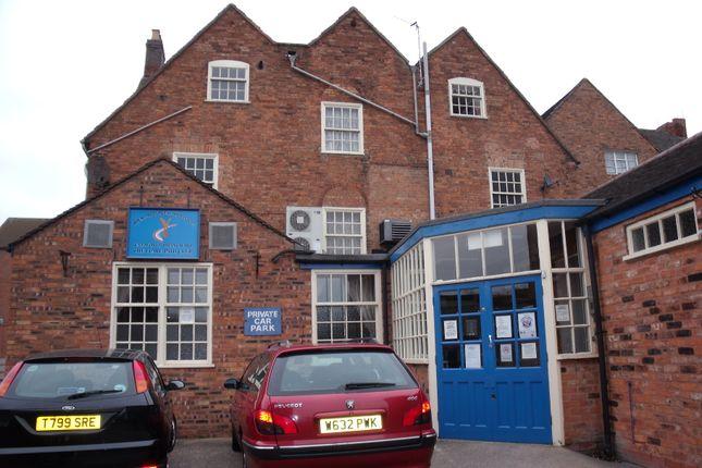 Thumbnail Flat to rent in Lichfield Street, Tamworth