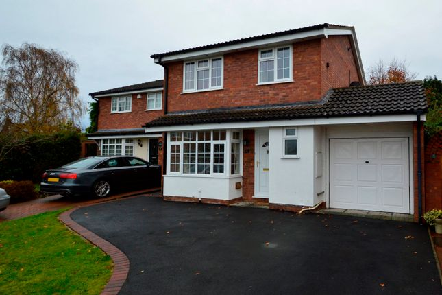 3 bed detached house to rent in Highgate Drive, Radbrook, Shrewsbury SY3