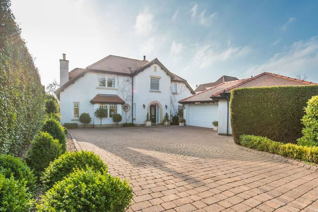 Thumbnail Detached house for sale in Essex Road, Cramond, Edinburgh