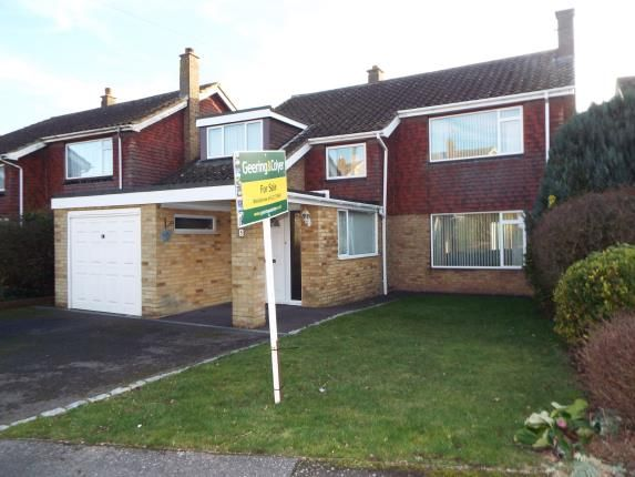 4 bed detached house for sale in Beechwood Road, Barming, Maidstone, Kent