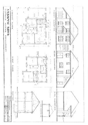 House Layout of Ardwyn Road, Upper Brynamman, Ammanford SA18