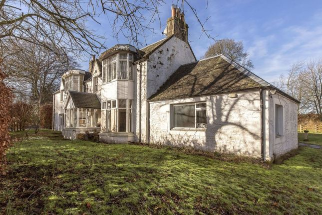Thumbnail Detached house for sale in Netherby, Romanno Bridge, West Linton