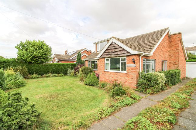 Thumbnail Bungalow for sale in Plumtree Lane, North Thoresby