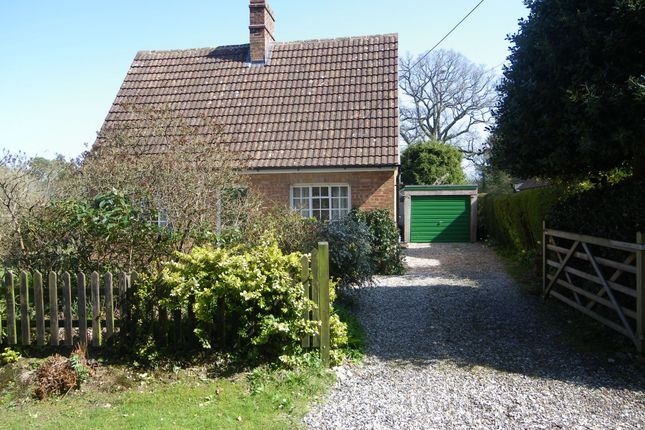 Thumbnail Cottage to rent in Ball Hill, Newbury
