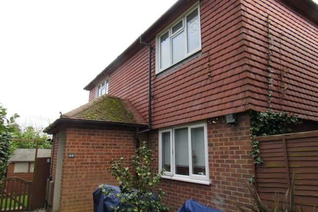Thumbnail Maisonette for sale in Sandhills, Wallington